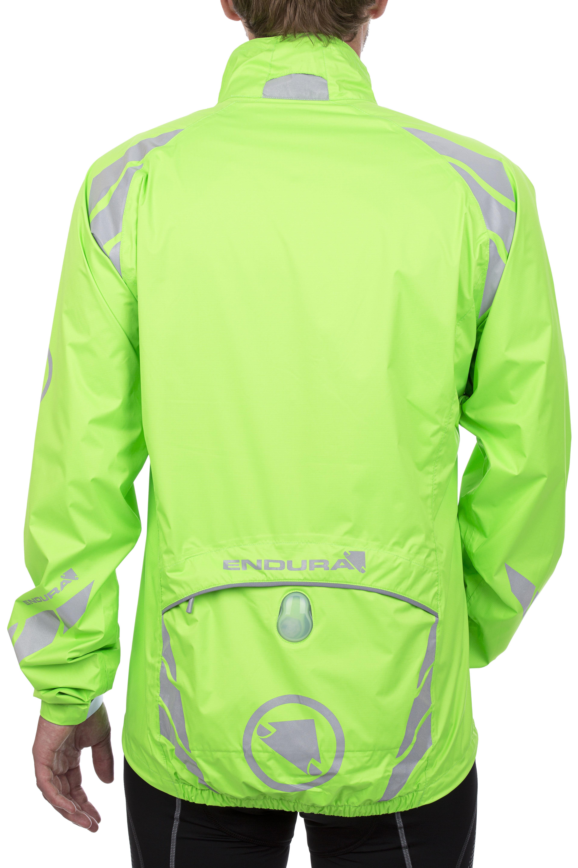 d7b11c40 Endura Luminite II Jakke Herrer, hi-viz green/reflective | Find ...